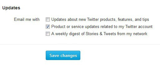 a weekly digest of stories tweets from my network