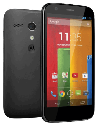 A quick review of the Motorola Moto G