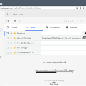 gmail quick actions