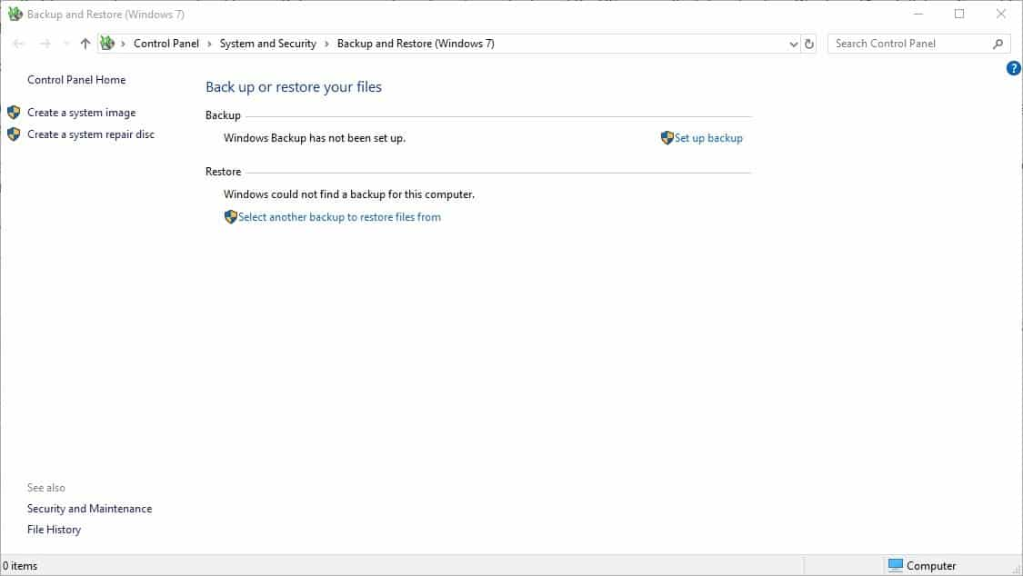 Basic things to do after a clean install of Windows 10