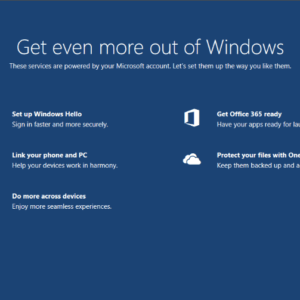 get even more out of windows