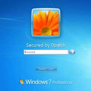 opatch windows7 support