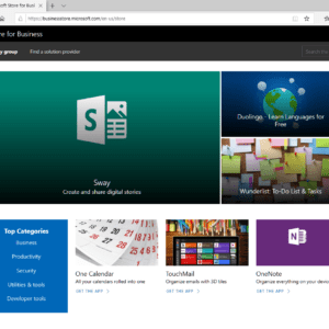 microsoft store for business