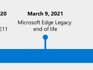 microsoft edge legacy end of life