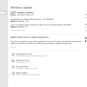 windows-security updates march 2021