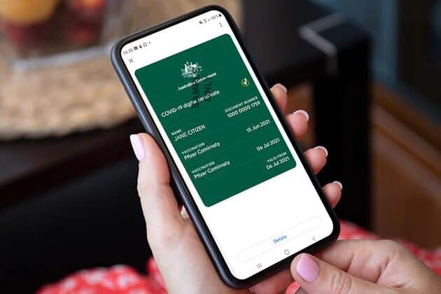 Aussies can save their vaccination cards via Google Pay