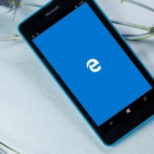 The Edge web browser for Android and its future